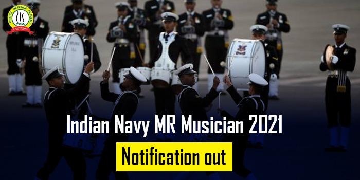Indian Navy MR Musician 2021