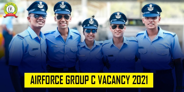 Indian Air Force Group CNotification 2021