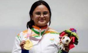 Tokyo Paralympics : Avani Lekhara Wins First Gold Medal In Shooting