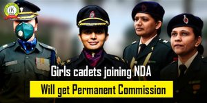 Girl Cadets Will Be Given Permanent Commission After Joining NDA, Centre Tells SC