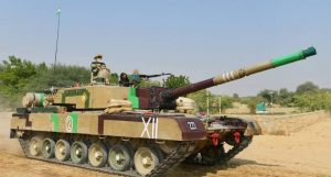 Indian Army Orders 118 Arjun Mk-1A Tanks