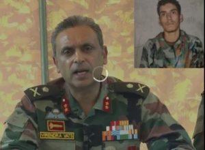 Indian Army Kills 1 Pakistani Terrorist, Other Arrested in Uri