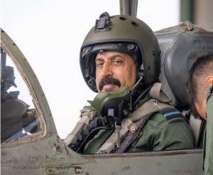 IAF Chief Air Chief Marshal RKS Bhadauria Takes Farewell Flight Before Retiring on 30 September