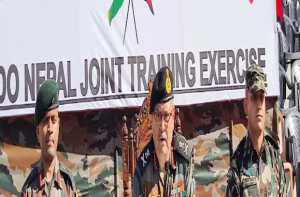 Joint Military Exercise Of Indian and Nepal Armies Begin In Uttarakhand