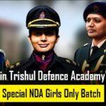 TDA Special NDA Girls Only Batch
