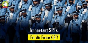 SRT For Air Force X & Y Adaptability Test Practice Set (1 & 2)