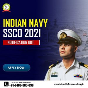 Indian Navy SSCO 2021 Notification : Check Full Details