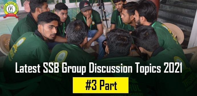 Latest SSB Group Discussion Topics