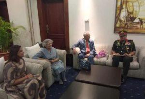 Army Chief MM Naravane On 4 Day Sri Lanka Visit