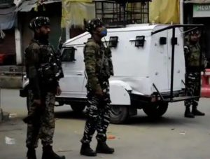 One JCO, One Officer Martyred in Poonch During Clash With Terrorists