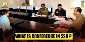 WHAT IS CONFERENCE IN SSB ?